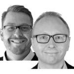 Flemming Hartwich og Peter Hauge Jensen, Strand & Donslund